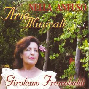 NELLA ANFUSO - Girolamo Frescobaldi - Arie Musicali I-Voice and Organ-Baroque