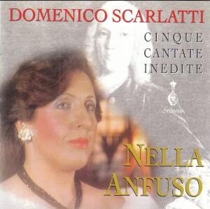 NELLA ANFUSO - Domenico Scarlatti - Cantate-Voices-Baroque