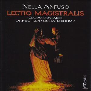 NELLA ANFUSO - Claudio Monteverdi - Francesco Rasi -Opera