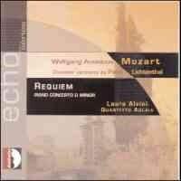 Requiem K 626 in re (tras.x quartetto Lichtenthal)-Piano