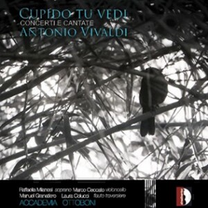 Vivaldi - Cupido tu vedi - Concerti e cantate-Voice and Ensemble-Baroque