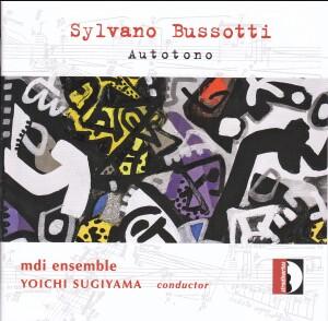 Sylvano Bussotti - Autotono - mdi ensemble-Chamber Ensemble-Chamber Music