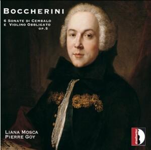 Boccherini - 6 Sonate di Cembalo e Violino