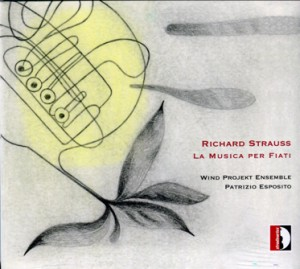 R. STRAUSS - La Musica per fiati - Wind Project Ensemble-Ensemble-Wind Music