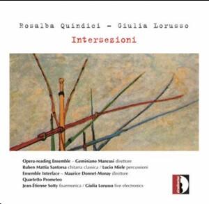Intersezioni: Rosalba Quindici - Giulia Lorusso