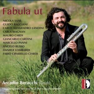 Fabula ut - Arcadio Baracchi, flute - Improvvisi per voce e flauto (registrazioni dal 2007 al 2014)-Flute-Instrumental
