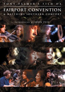 Tony Palmer's Film  of Fairport Convention And Matthews Southern Comfort-Rock, Pop-Documentary
