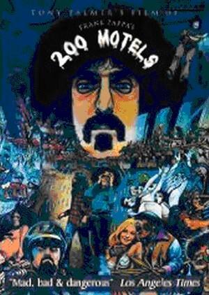 Tony Palmer's Film of  Frank Zappa - 200 Motels -Rock, Pop-Documentary