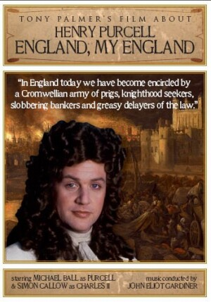 Tony Palmer's  Film About Henry Purcell - England, My England-Movies