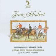 Schubert - German Dances Menuetti Trios-Dance Music