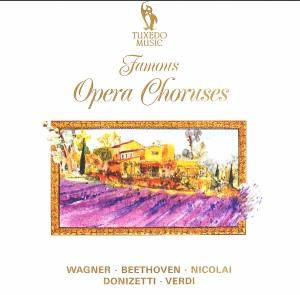 Beethoven, Donizetti, Verdi, Wagner, Nicolai  - Famous Opera Choruses-Choir-Opera Collection