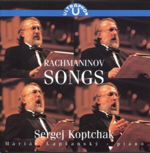 S. RACHMANINOV - Songs - Sergej Koptchak, bass - Marian Lapsansky, piano-Vocal and Piano-Songs