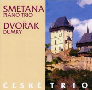 """B. Smetana - Piano Trio, Op. 15 / A. Dvorak - Piano Trio No. 4, """"Dumky"""" (Czech Trio)-Trio-Romantic Period"""