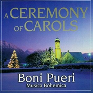 B. BRITTEN - CHRISTMAS CEREMONY OF CAROLS Op.28 - Boni Pueri - Musica Bohemica - J.Krcek-Choir-Christmas Music