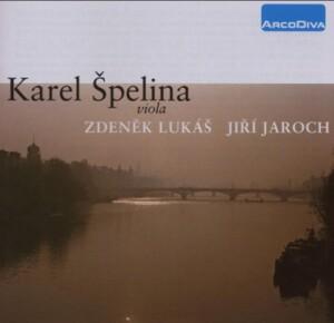 J. Jaroch - Z. Lukas - Karel Špelina, viola-Viola and Orchestra-Viola Concerto