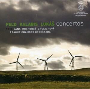 Feld - Kalabis - Lukáš - Concertos: Trio Jans, Hosprova, Englichova and Prague Chamber Orchestra-Chamber Orchestra-Chamber Music