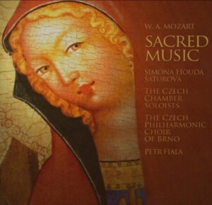 W.A. Mozart - Sacred Music-Voice, Choir and Orchestra-Sacred Music