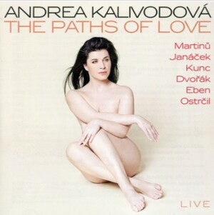 Vocal Recital: Andrea Kalivodova (mezzo-soprano) - The Paths of Love- Martinu - Janacek - J. Kunc -Dvorak - P.Eben - O.Ostrcil-Vocal and Piano-Vocal Recital