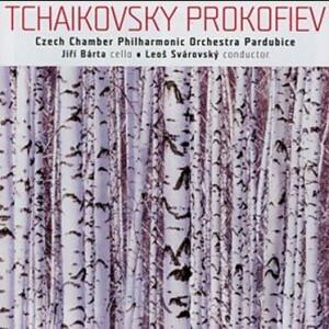 P.I. TCHAIKOVSKY - S.S. PROKOFIEV - Andante Cantabile - Sinfonietta, Op. 5/48-Cello and Orchestra-Cello Concerto