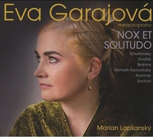 E.Garajova, mezzo-soprano - NOX ET SOLITUDO - RECITAL - M.Lapsansky, piano: P.I. TCHAIKOVSKY - A. DVORAK - L. BRAHMS - S. NEMETH-SAMORINSKY - V. SOMMER - E. SUCHON -Vocal and Piano-Vocal Recital