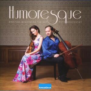 A. PIAZZOLLA - P. FIALA - A. DVORAK - Humotesque - P. Nouzovsky, violoncello - K. Fialova. viola-Cello and Viola-Chamber Music