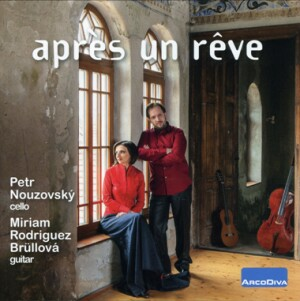 Apres un reve - Petr Nouzovsky, cello - Miriam Rodriguez Brullova, guitar-Cello and Guitar-Instrumental