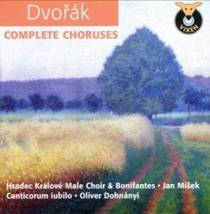 Dvořák - Complete Choruses-Choir-Choral Collection