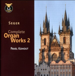 J.F.Norbert Seger - Complete Organ Works 2 - Pavel Kohout, organ-Organ-Organ Collection