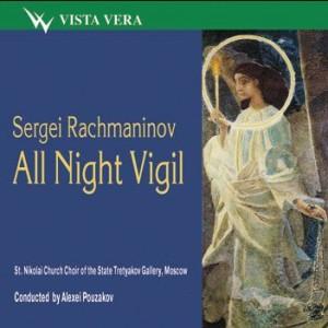 Rachmaninov. All Night Vigil-Choir-Sacred Music