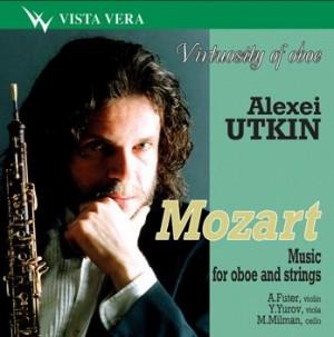 Mozart - Chamber music for oboe and strings - Virtuosity of oboe-Oboe