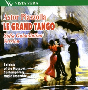 Astor Piazzolla - Le Grand Tango-Ensemble-Dance Music