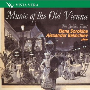 Music of the Old Vienna -The Golden Piano Duet -E.Sorokina - A. Bakhchiev-Piano-Dance Music