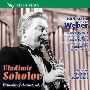Virtuosity of clarinet, Vol.1 - Vladimir Sokolov -Clarinet