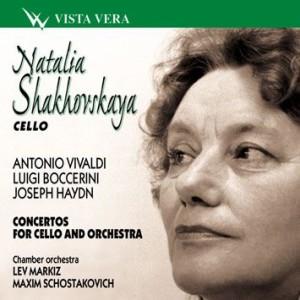 Natalia Shakhovskaya, cello - Vivaldi  - Boccherini  - Haydn-Cello