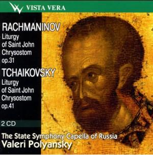 Rachmaninov - Tchaikovsky - Liturgy Of Saint John Chrysostom - Valery Polyansky-Liturgy-Sacred Music