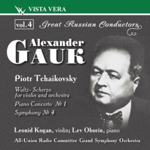 Great Russian Conductors Vol. 4 - Alexander Gauk-Orchestra-Orchestral Works
