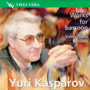 Yuri Kasparov - Works for  bassoon - Valeri Popov, bassoon-Bassoon-Instrumental