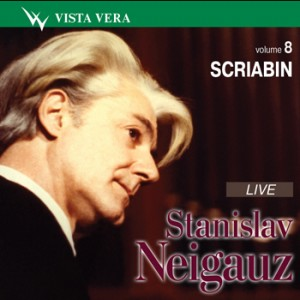 Stanislav Neigauz, piano - Scriabin  - Vol. 8-Piano-Instrumental