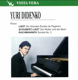 Yuri Didenko, piano - Liszt - Schubert - Rachmaninov-Piano-Instrumental