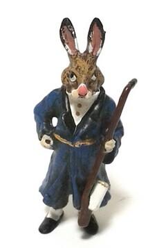 Rabbit Nightdress-Pipe---- VIENNA BRONZE ---