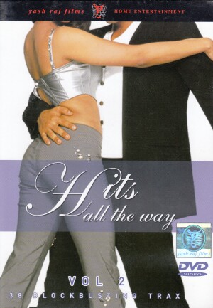 Hits all the way - Vol. 2 - 38 Video Clips-Songs-Video Clips